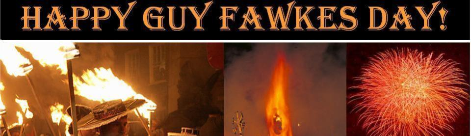 Happy Guy Fawkes Night