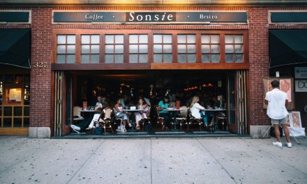 Sunday Brunch at Sonsie, Back Bay