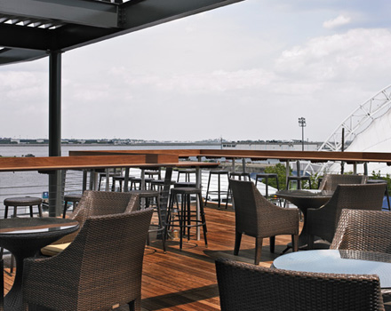 The New, Fabulously Fun Legal Harborside on Liberty Wharf