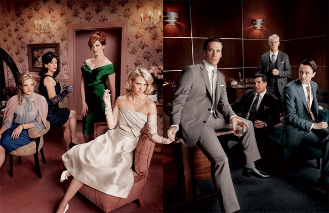Are You Mad for Mad Men?  I am!
