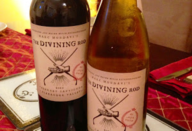 Supernatural Twitter Wine Tasting for The Divining Rod Wines