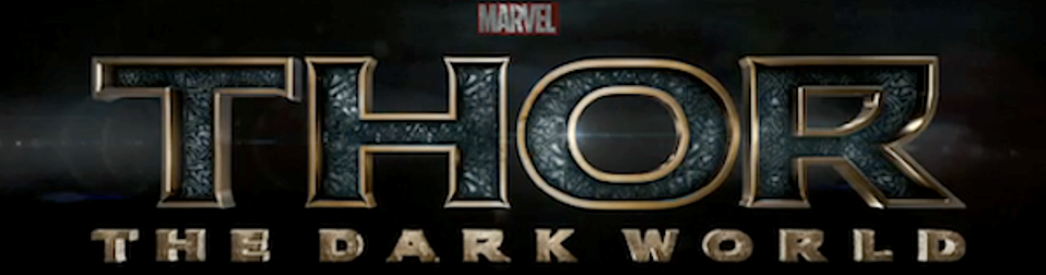 Thor:  The Dark World… now on DVD