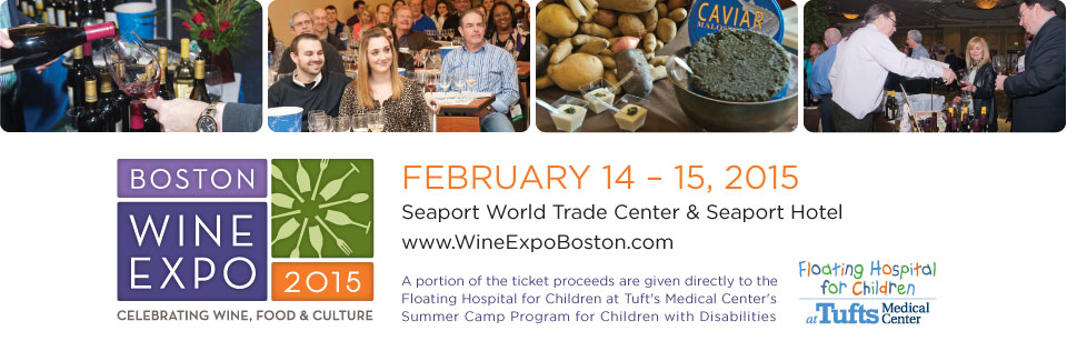 The Boston Wine Expo Reveals Celebrity Chef Line-up