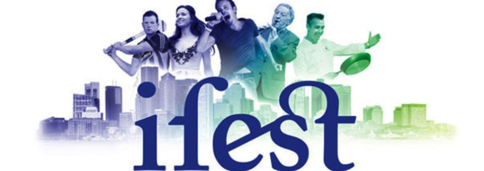 iFest at the Seaport World Trade Center, September 26-28