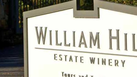 William Hill Sauvignon Blanc 2013, Napa Valley North Coast