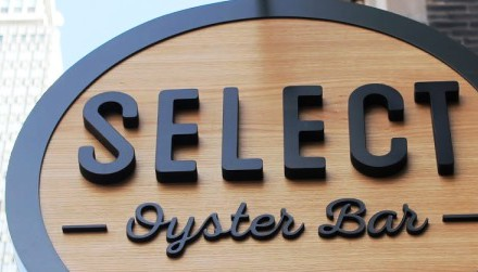 Select Oyster Bar, Back Bay