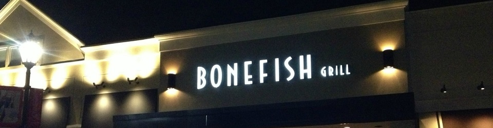 Media Preview Dinner at Bonefish Grill, Waltham