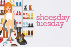 Shoesday Tuesday 2016