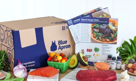 Some Thoughts on Blue Apron