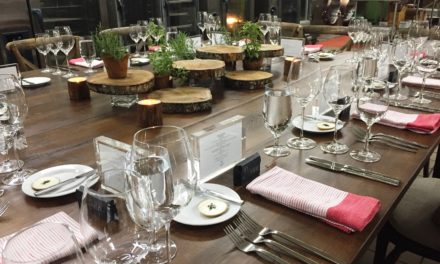 A Chef's Table Tasting at the Westin, Copley Place, Boston