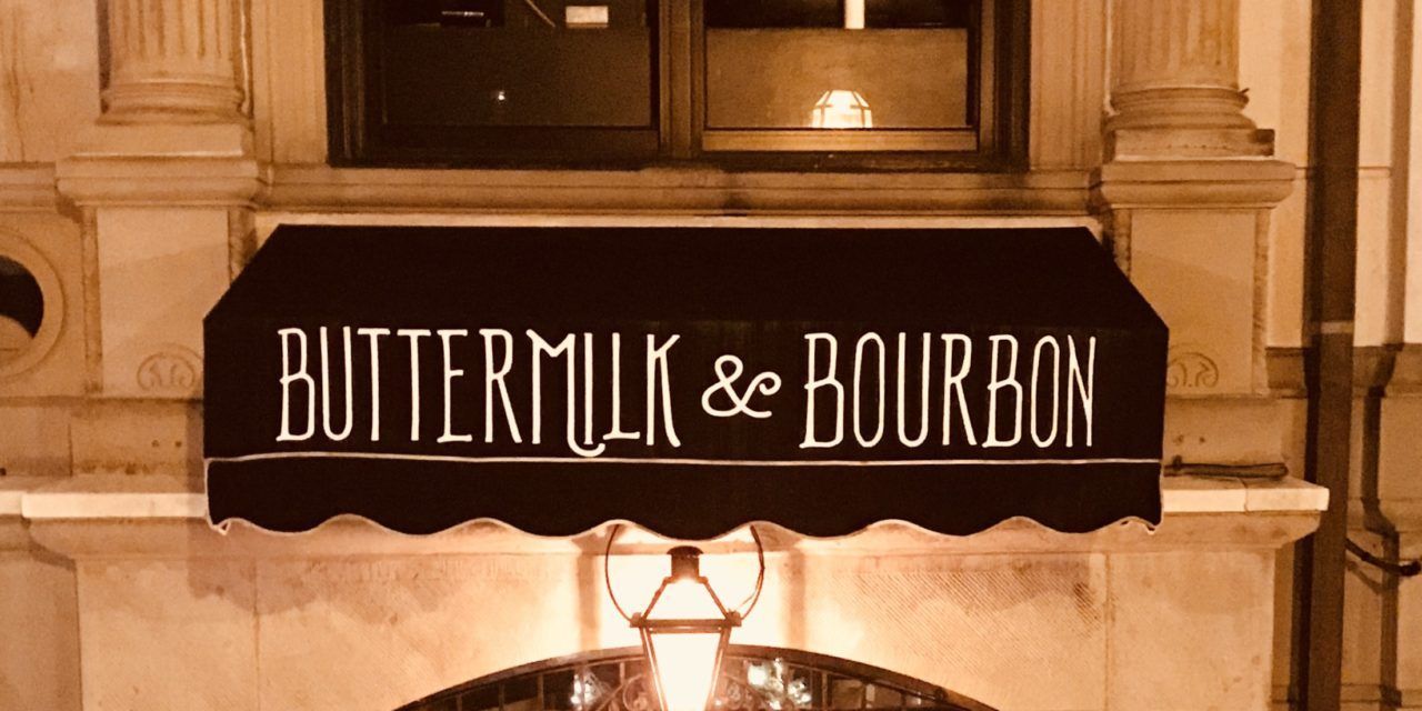 Buttermilk & Bourbon, Back Bay, Boston