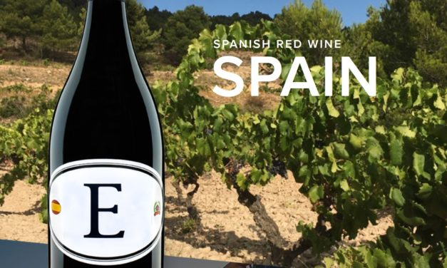 Locations Wine by Dave Phinney – E Spanish Red Wine